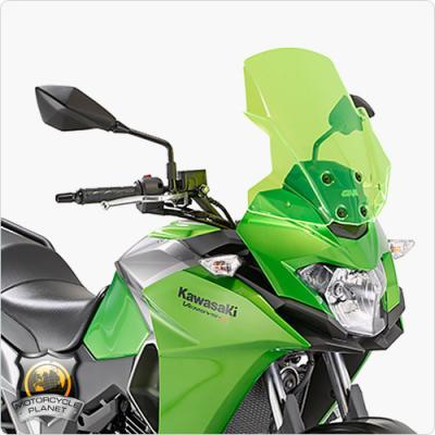 Kính chắn gió xe Kawasaki VERSYS-X 300 (2017-2020) D4121GR