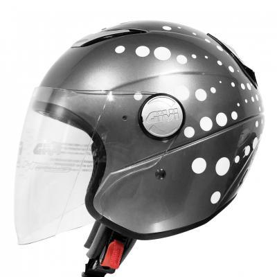 Nón bảo hiểm V10.1 Dot H-Visibility