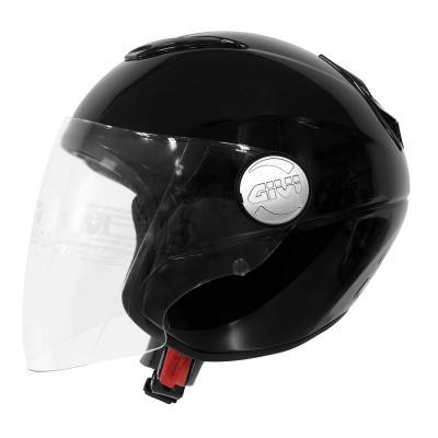 Nón bảo hiểm V10.1 Roma Black