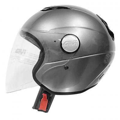 Nón bảo hiểm V10.1 Roma Titanium