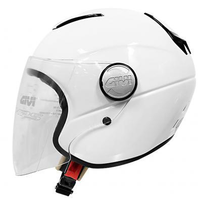 Nón bảo hiểm V10.1 Roma White